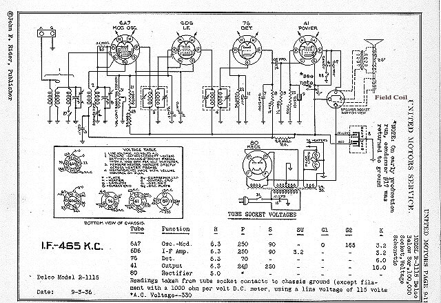delco bose amplifier speaker wiring diagram